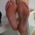 füße in nahaufnahme
