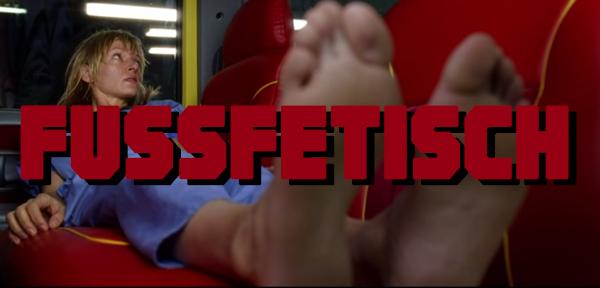 Quentin Tarantino auch ein Fußfetischist?